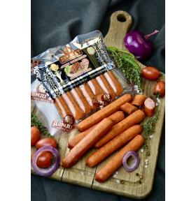 Колбаски полукопченые «АНШЫ»| Цена указана за 1 кг.