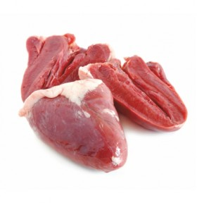 Сердце индейки| Цена указана за 1 кг.