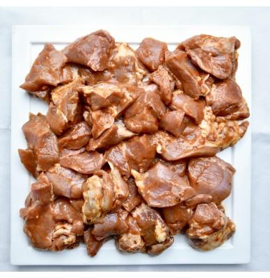 Шашлык из мяса индейки| Цена указана за 1 кг.