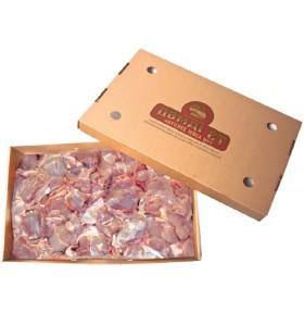 Блоки из мяса индейки (обрезки)